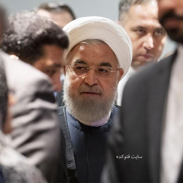 بیوگرافی حسن روحانی رئیس جمهور + عکس های جدید