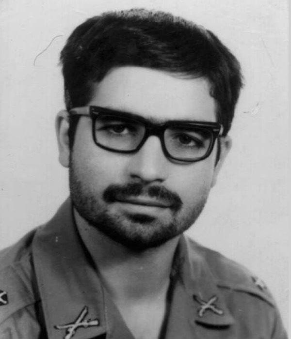 عکس قدیمی حسن روحانی رئیس جمهور ایران
