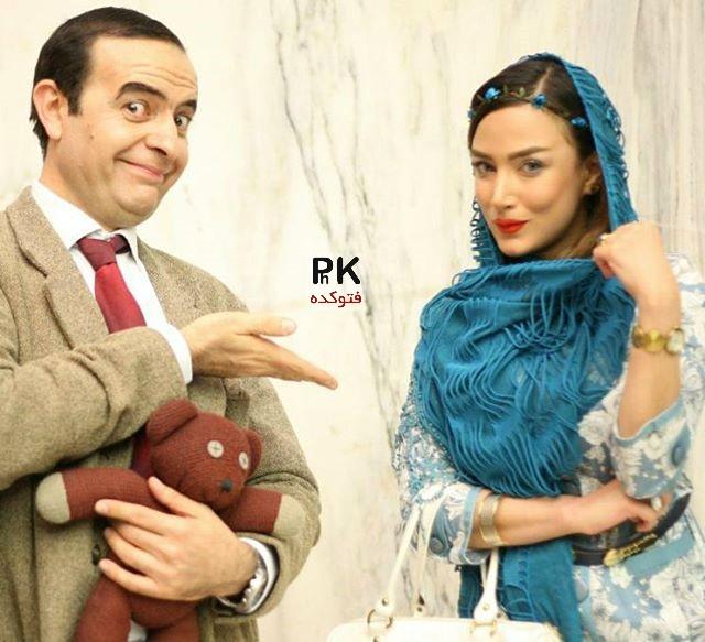 عکس رکسانا محمدرضا + مستربین ایران