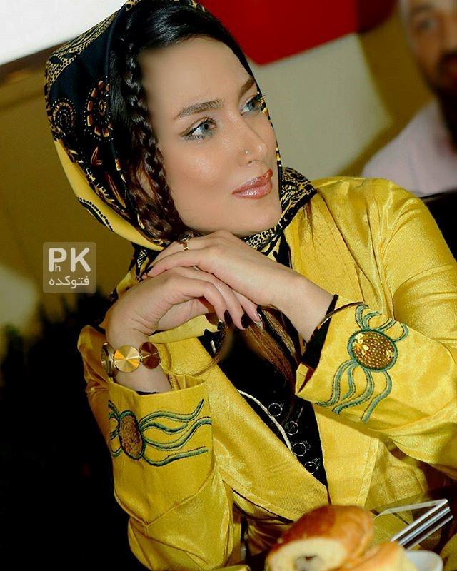 عکس جدید رکسانا محمدرضا + زندگینامه