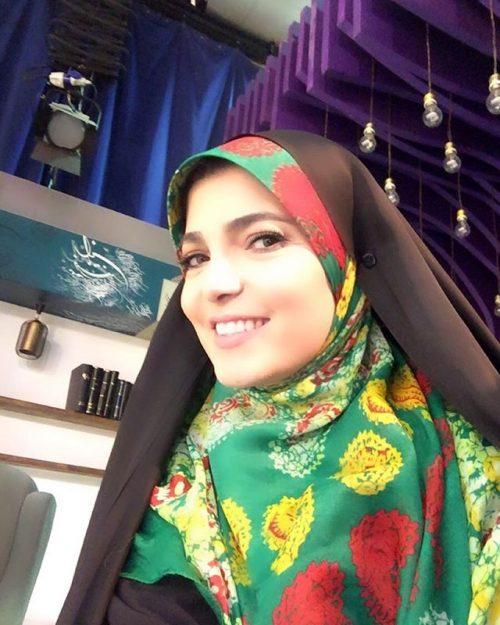 رويا حسينی مجری + بیوگرافی