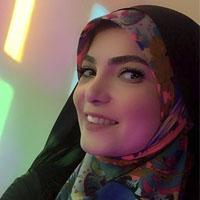 رويا حسينی مجری + نحوی ازدواج و بیوگرافی