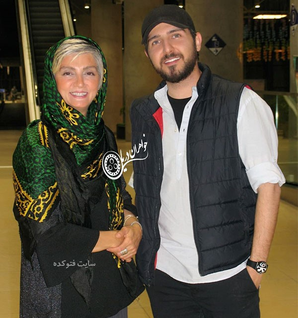 رویا جاویدنیا و محمدرضا غفاری