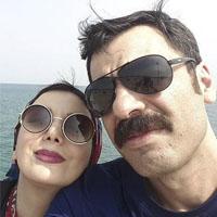 رویا میرعلمی و همسرش حسین کیانی + بیوگرافی و زندگی شخصی