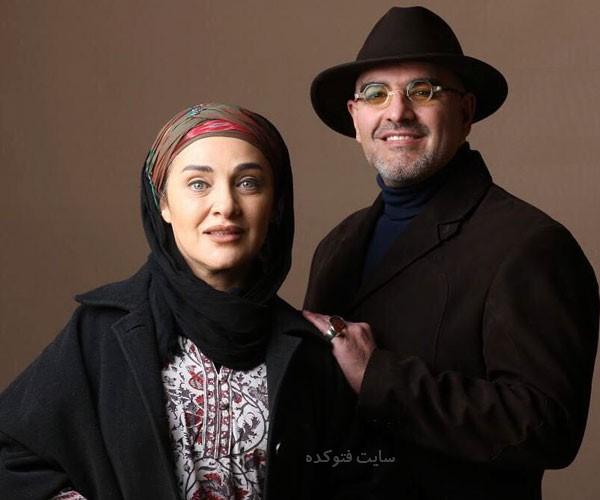 بیوگرافی رویا نونهالی و همسرش
