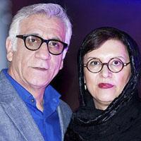 بیوگرافی رویا تیموریان و همسرش مسعود رایگان + عکس خانوادگی