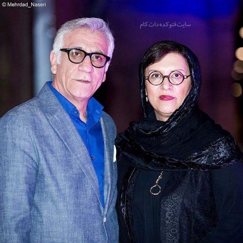 عکس رویا تیموریان و همسرش مسعود رایگان + بیوگرافی