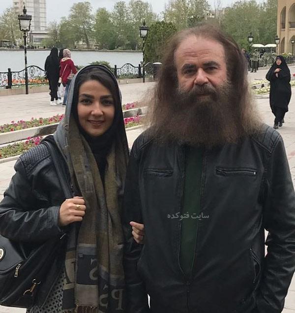 بازیگران سریال روزهای بی قراری فصل دوم سارا صوفیانی