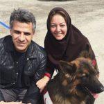 رزیتا غفاری و همسرش با عکس و بیوگرافی