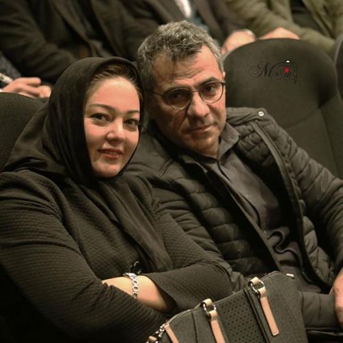 رزیتا غفاری و همسرش عباس صالحی + بیوگرافی کامل