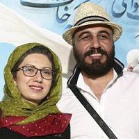 رضا عطاران و همسرش فریده فرامرزی + بیوگرافی کامل