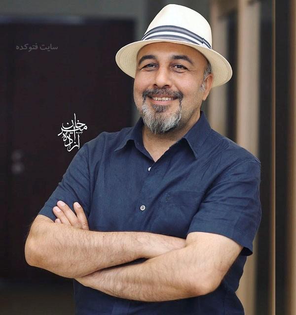 بیوگرافی رضا عطاران بازیگر + زندگی شخصی هنری
