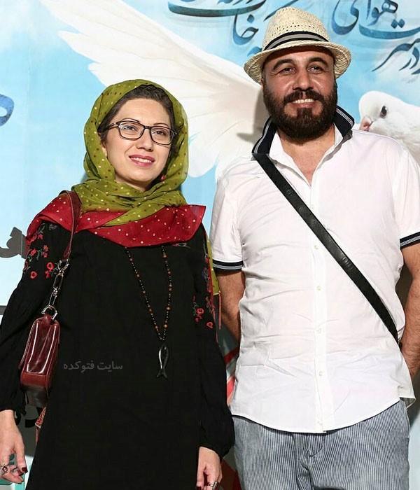 فریده فرامرزی همسر رضا عطاران + بیوگرافی کامل