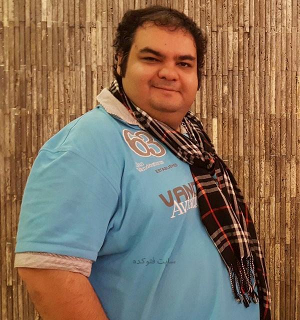 علی برقی در سریال بچه مهندس