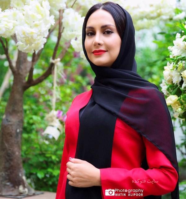عکس بیوگرافی مریم خدارحمی بازیگر سریال بچه مهندس