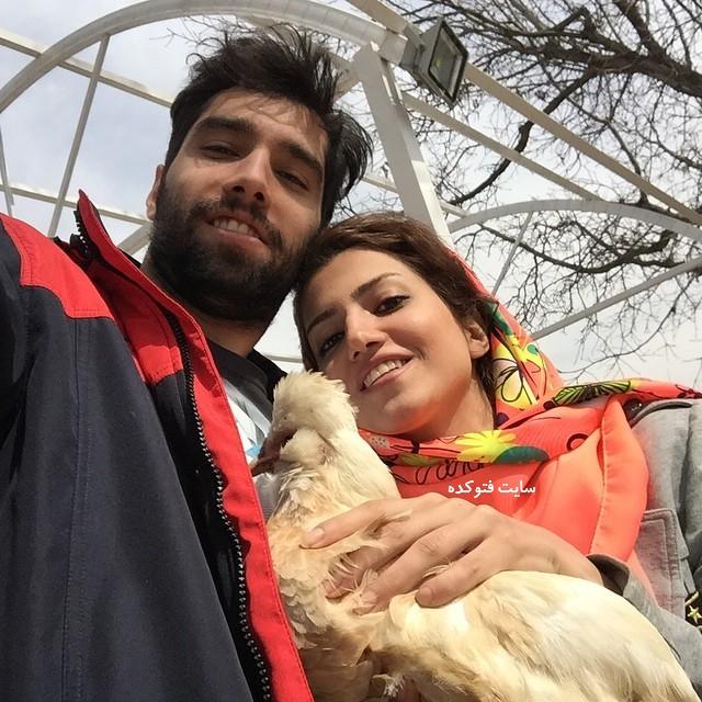 عکس سید محمد موسوی و خواهرش بیوگرافی
