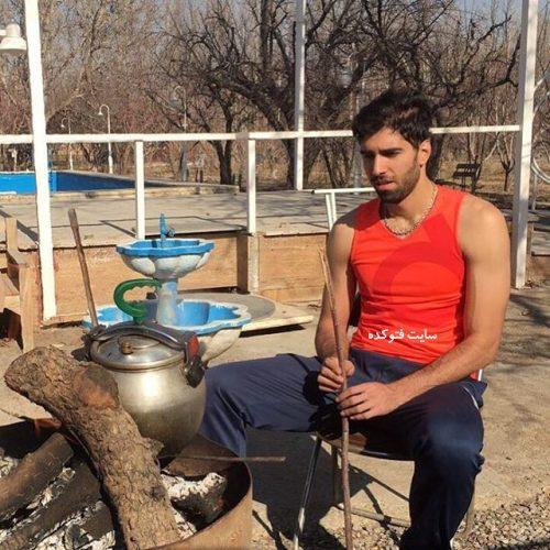 عکس سید محمد موسوی + زندگینامه شخصی و ورزشی