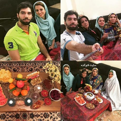 عگس خانوادگی سید محمد موسوی + زندگینامه شخصی