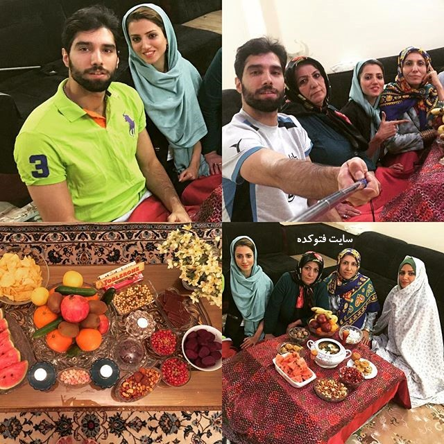 عکس خانوادگی سید محمد موسوی + بیوگرافی کامل