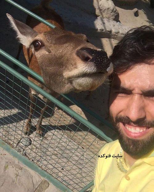 سلفی سید محمد موسوی و خر + بیوگرافی کامل