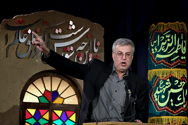 بیوگرافی سید مصطفی موسوی مجری