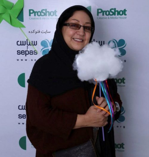 عکس و بیوگرافی مریم سعادت + همسرش