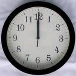 تغییر ساعت رسمی کشور در شهریور 94