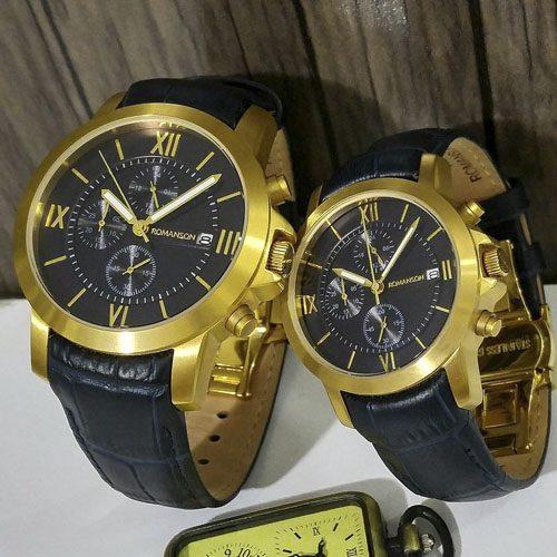ساعت مارکدار Romanson - قیمت هر عدد : 268,000 تومان