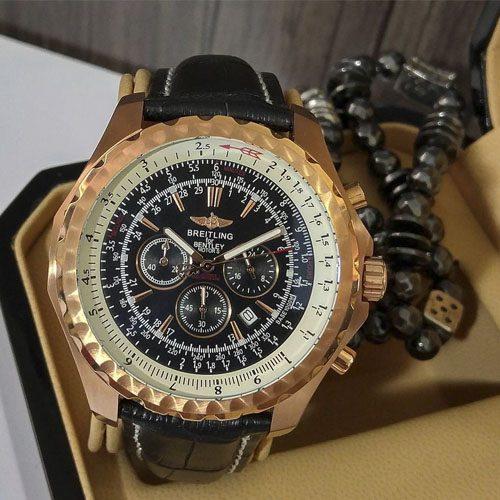 ساعت مارک Breitling Bentley  - قیمت تقریبی : 338,000 تومان