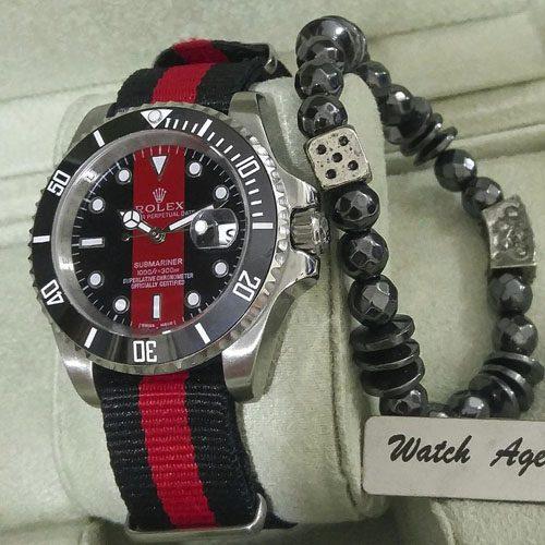 ساعت مارک دار Rolex submariner - قیمت تقریبی : 338,000 تومان