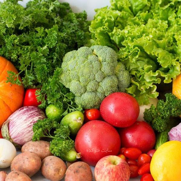 سبزیجات مفید برای دیابتی ها چیست