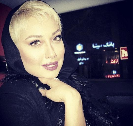 عکس و بیوگرافی صدف طاهریان بازیگر و مدل ایرانی
