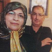 صادق زیبا کلام و همسرش + زندگی شخصی سیاسی