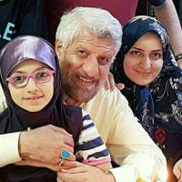 بیوگرافی صادق آهنگران و همسرش + داستان زندگی شخصی