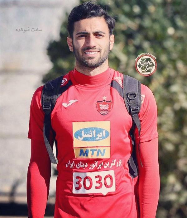 بیوگرافی صادق محرمی بازیکن فوتبال