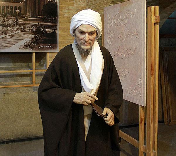 عکس واقعی از سعدی شیرازی شاعر با زندگینامه کامل
