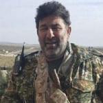 سعید حدادیان مداح در سوریه باعکس