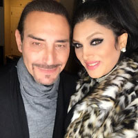 بیوگرافی سعید محمدی خواننده و همسرش + زندگی شخصی