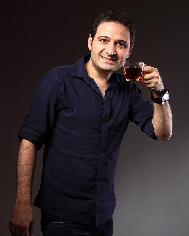 عکس سعید شیخ زاده و زندگی خصوصی اش