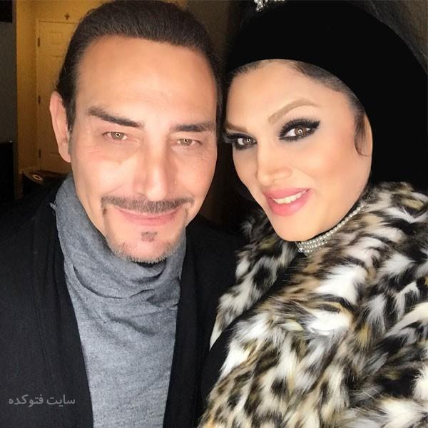 عکس های سعید محمدی و همسرش + بیوگرافی