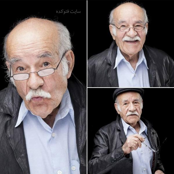 Saeed Poursamimi بازیگر و نویسنده