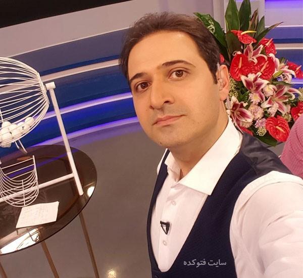 عکس و بیوگرافی سعید شیخ زاده Saeed Sheikhzadeh مجری بازیگر