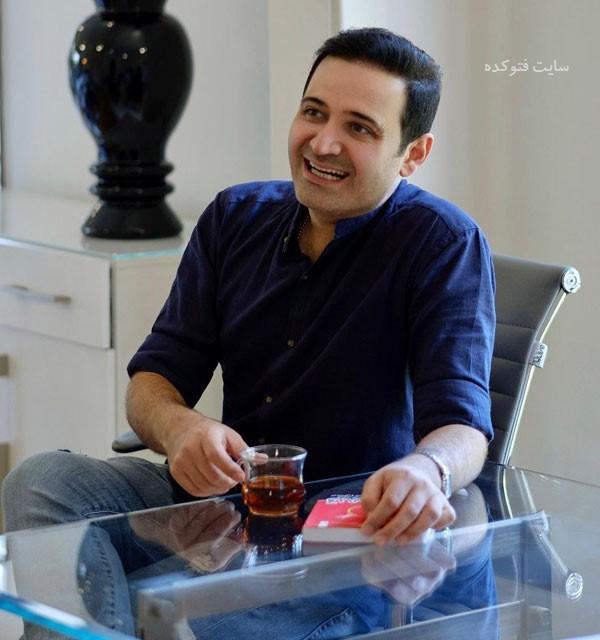 عکس جدید سعید شیخ زاده Saeed Sheikhzadeh