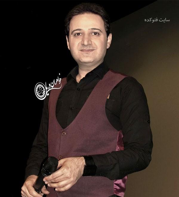 عکس سعید شیخ زاده Saeed Sheikhzadeh مجری با بیوگرافی