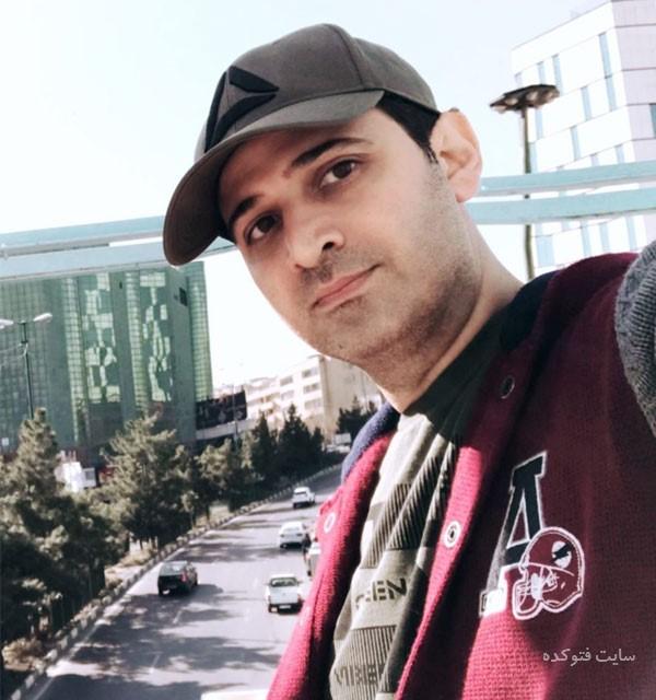 عکس سلفی Saeed Sheikhzadeh