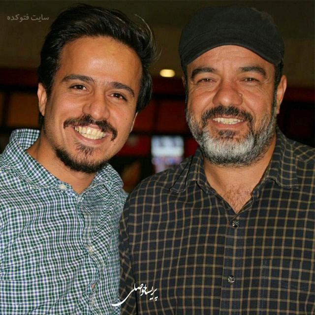 عکس سعید آقاخانی و حسین سلیمانی + بیوگرافی