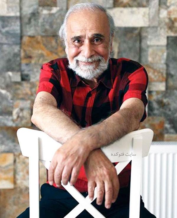 بیوگرافی سعید امیرسلیمانی بازیگر + زندگی شخصی