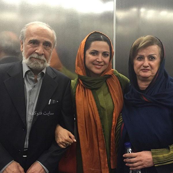 همسر سعید امیرسلیمانی + بیوگرافی کامل