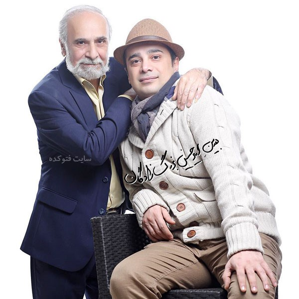عکس های سعید امیرسلیمانی و پسرش سپند + بیوگرافی