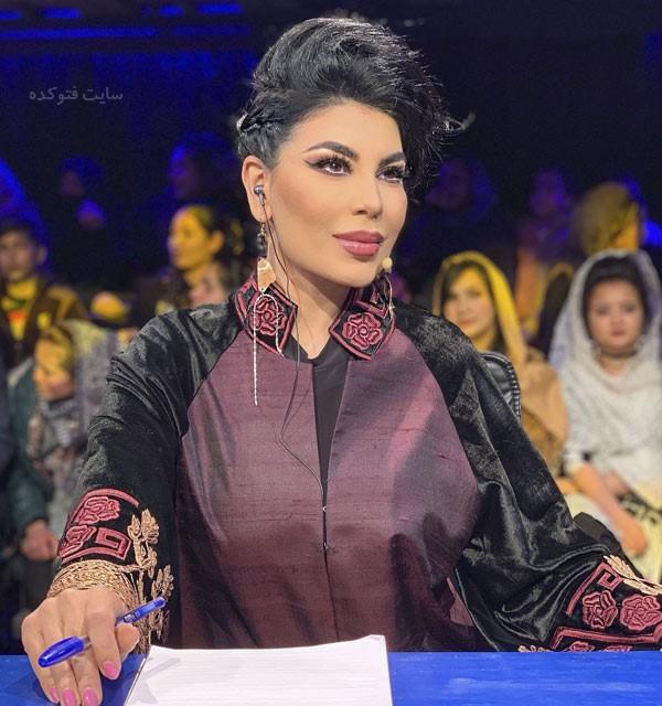 بیوگرافی آریانا سعید خواننده افغان